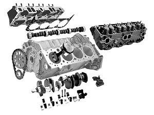 купить детали для ремонта двигателя