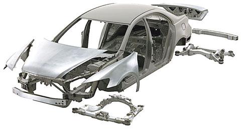 Заказать кузовные детали: бампер, крыло, капот, крышка багажника